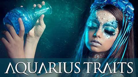 Aquarius-woman